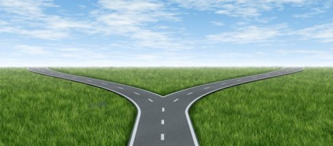 Which road to take